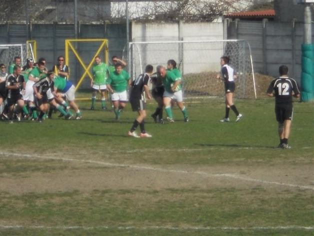 Le Tre Rose vs Imperia Rugby 2012