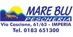 Pescheria Mare Blu partner Sanremo Rugby