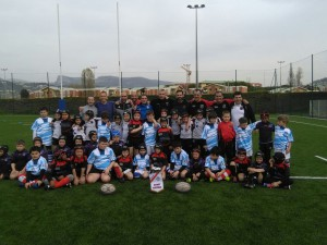 Sanremo Rugby Savona Rugby Nizza Rugby 16